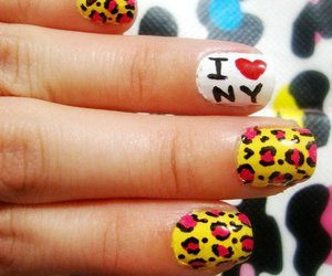 nails, nailart, and natalya bell nails image