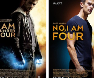 four, divergent, and i am number four image