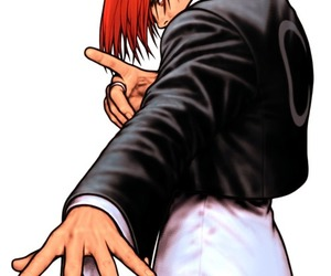 King of Fighters, yagami, and kof image