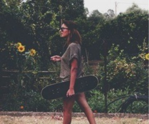 girl, girls, and hipster image