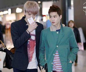 exo, exo_weareone, and suho image