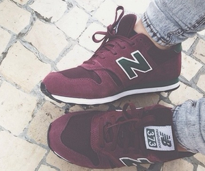 fashion, new balance, and shoes image