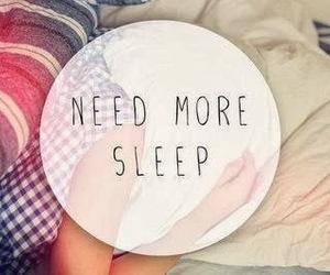 sleep, need, and more image