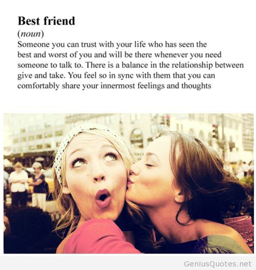 Best friend girl images quotes 2014 on We Heart It