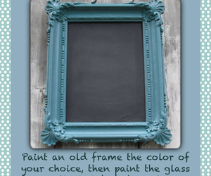 chalk, chalkboard, and diy image