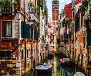 travel, venice, and beautiful image
