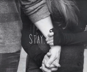 stay and boy image
