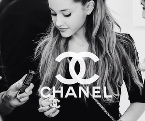 chanel, ariana grande, and ariana image