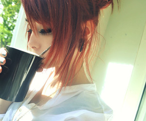 girl, beautiful, and johanna herrstedt image