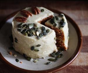 creamy, dessert, and food image
