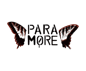 paramore, band, and butterfly image