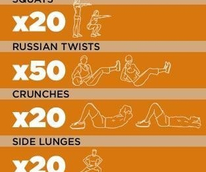 workout, fitness, and one song workout image