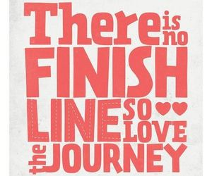 quote, journey, and life image
