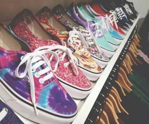 galaxy, hipster, and vans image