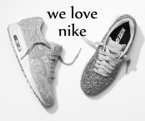 chaussures, we love, and nike image