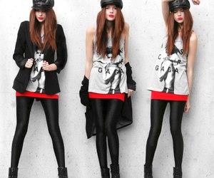 fashion, girl, and ebba zingmark image