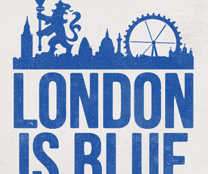 football, london, and Chelsea image