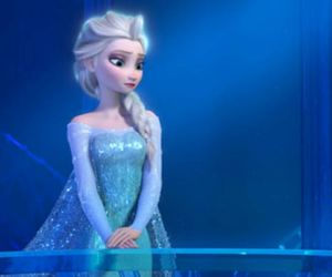 beautiful, elsa, and frozen image