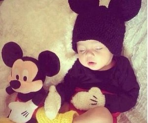 mickey mouse, micky mouse, and so sweet baby image