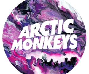 arctic monkeys, grunge, and purple image