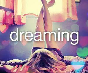 Dream, dreaming, and heart image