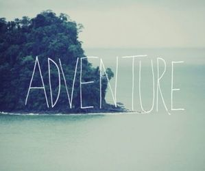 adventure, Island, and sea image