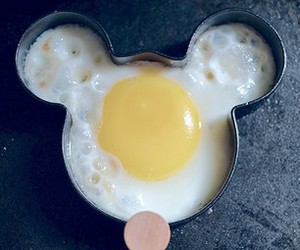 disney, food, and love image