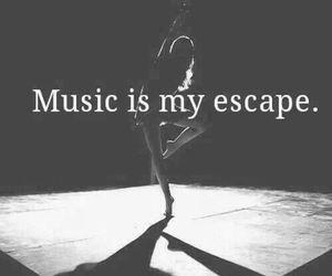 adventure, dance, and escape image