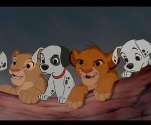 disney, lion king, and cute image