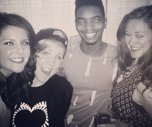 kingsley, holy trinity, and grace helbig image