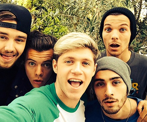 boyband, selfie, and 1d image