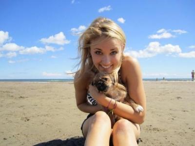 Osment beach emily Best Celebrity