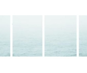 alone, blue, and header image