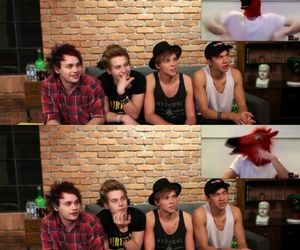 aussie, hipster, and 5sos image