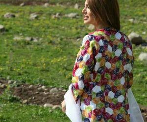 style, newroz, and kurdish girl image