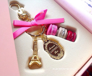 couleurs, rose, and eiffel image