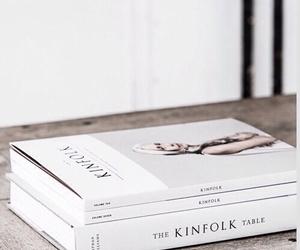 book, white, and magazine image