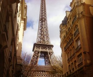 eiffel, eiffeltower, and tower image