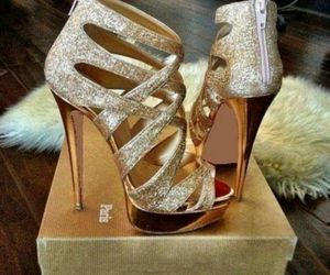 girly, nice, and shoes image
