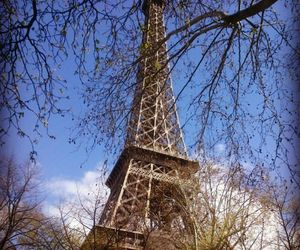 eiffel, eiffeltower, and france image