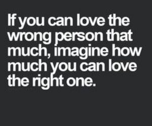 love, quotes, and imagine image