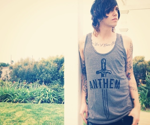 kellin quinn, sleeping with sirens, and anthem made image