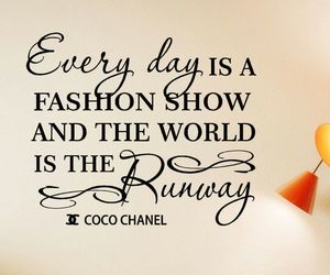 fashion, chanel, and quotes image