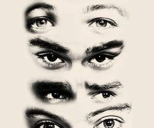 eyes, louis, and 1d image