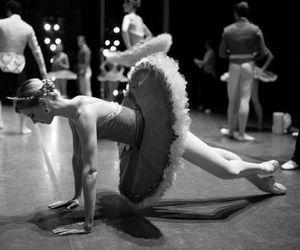 ballerina, dancing, and Dream image