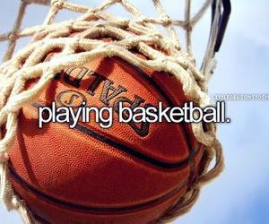 Basketball, sport, and basket image