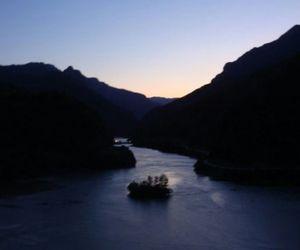 beautiful, albania, and nature image