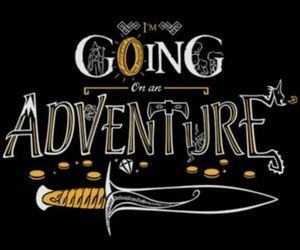 adventure and the hobbit image