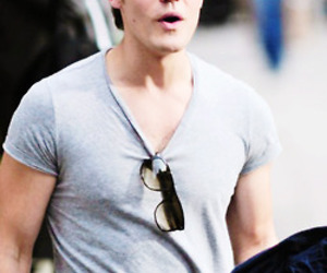 paul wesley, stefan salvatore, and cute image