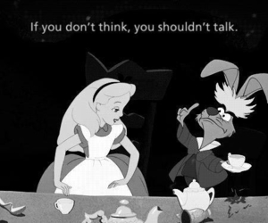 alice in wonderland, quote, and alice image